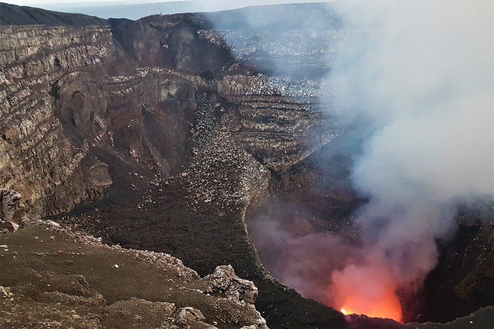 Masaya vulkaankrater