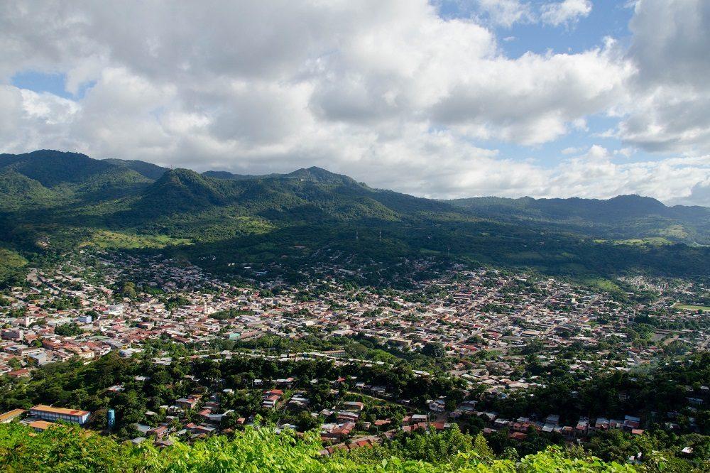 Matagalpa stad
