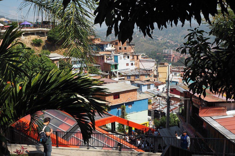 reiservaring Colombia Medellin