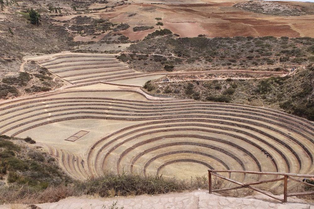 Moray Reisverslag Peru