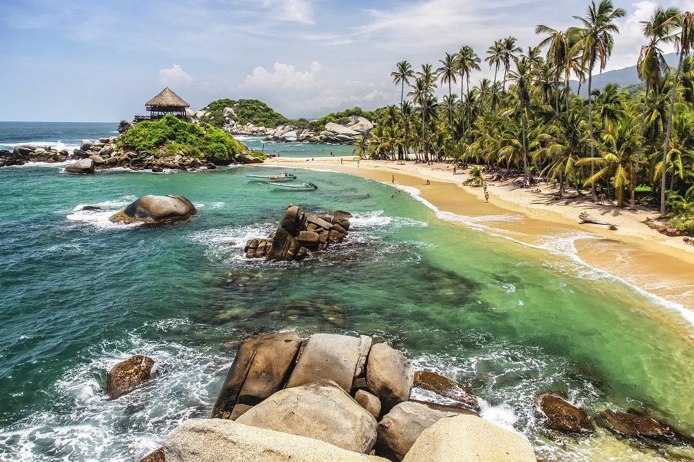 Nationaal Park Tayrona Foto Charly Boillot