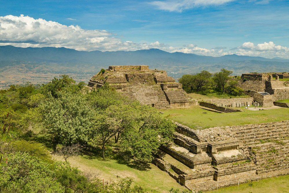 Oaxaca omgeving, Monte Alban
