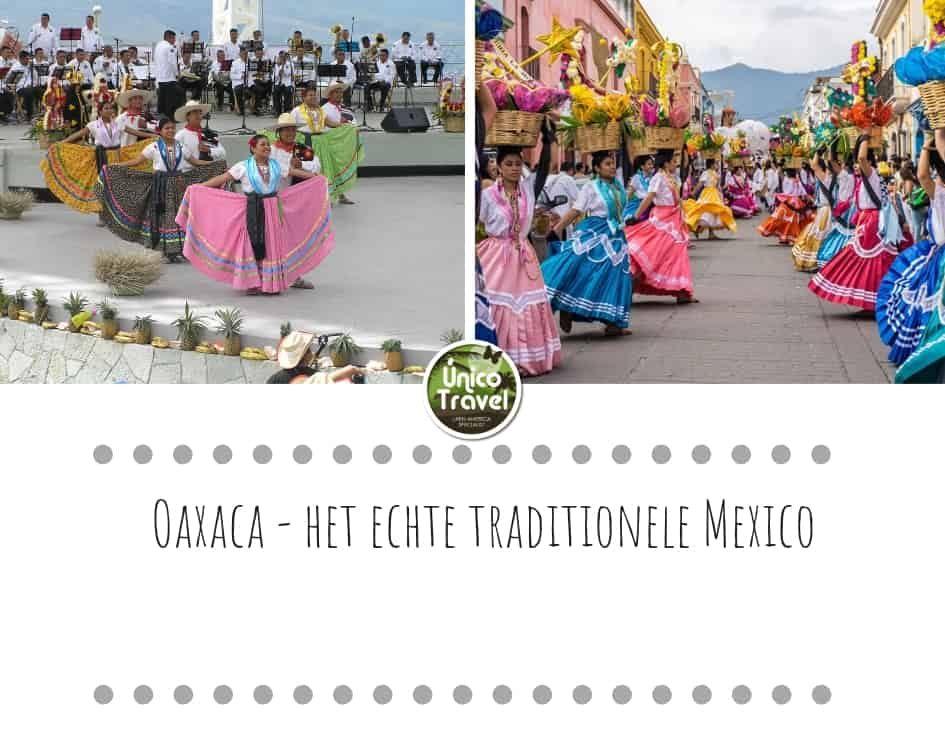 Oaxaca- traditionele mexico