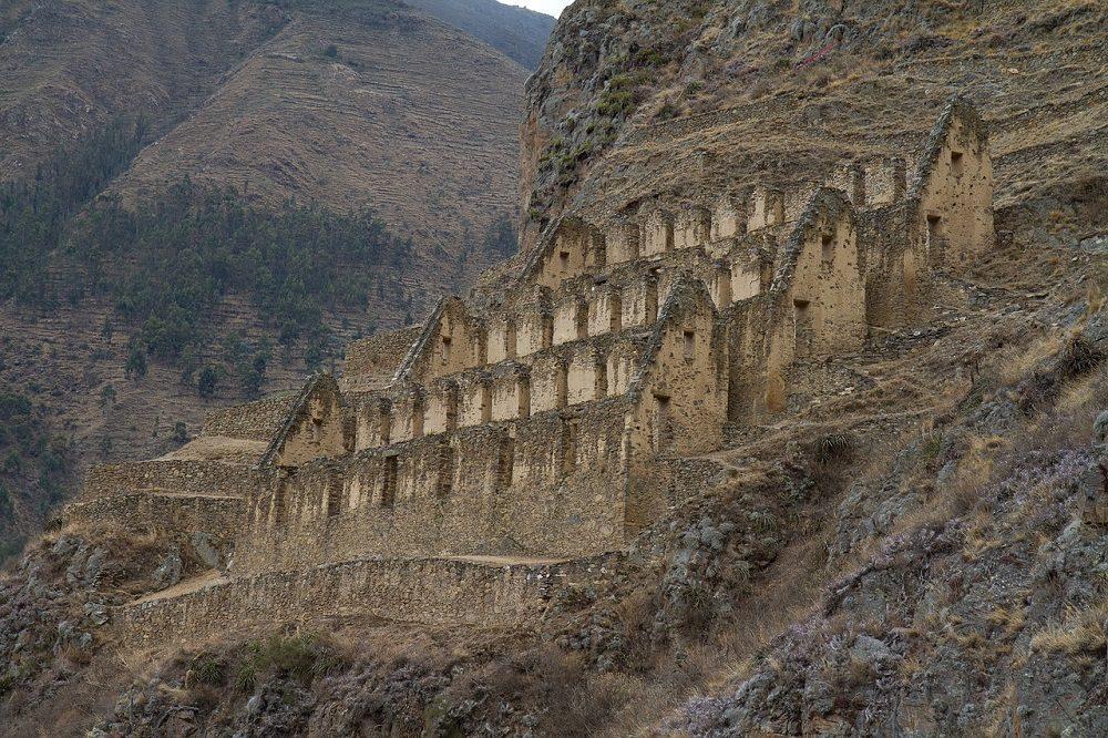 Ollantaytambo ruine