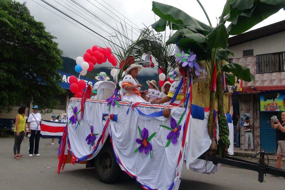 Onafhankelijkheidsdag in Costa Rica