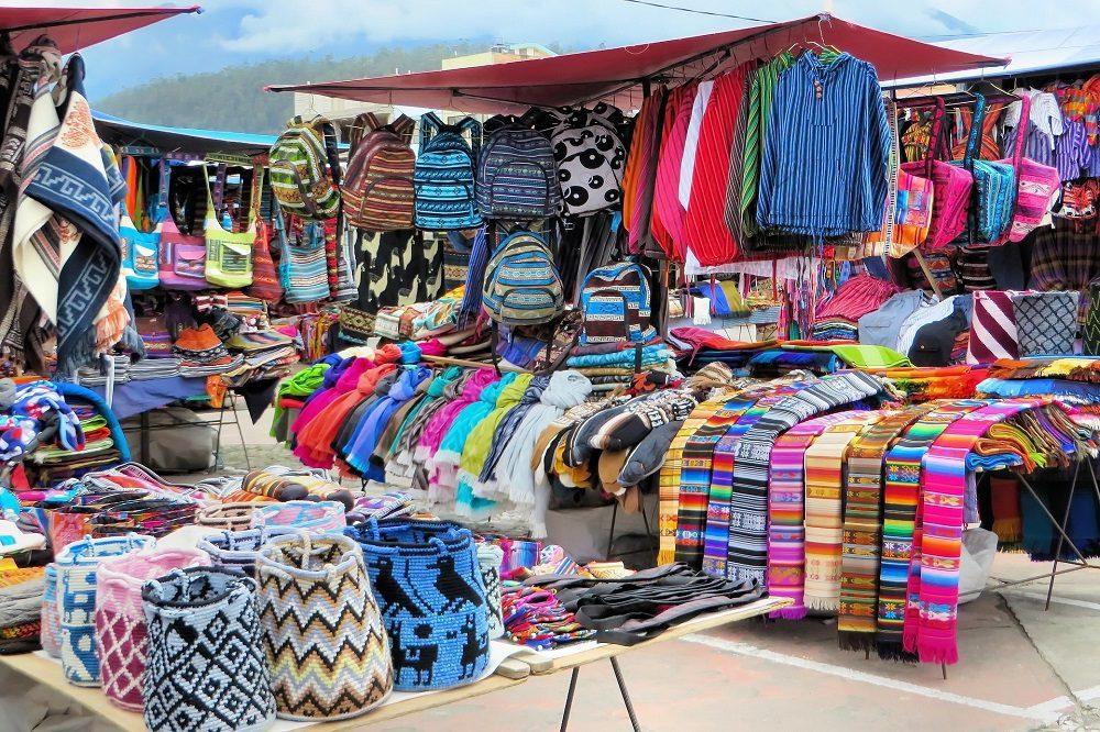 Otavalo Market rondreis ecuador