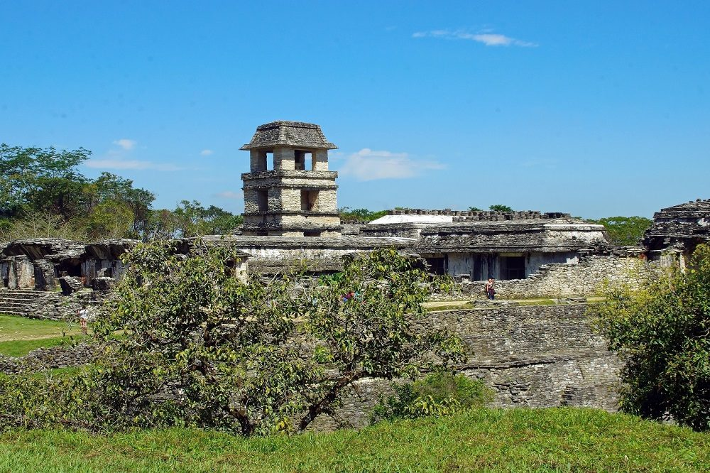 Palenque reis mexico guatemala belize