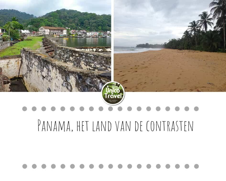 Panama, het land van de contrasten
