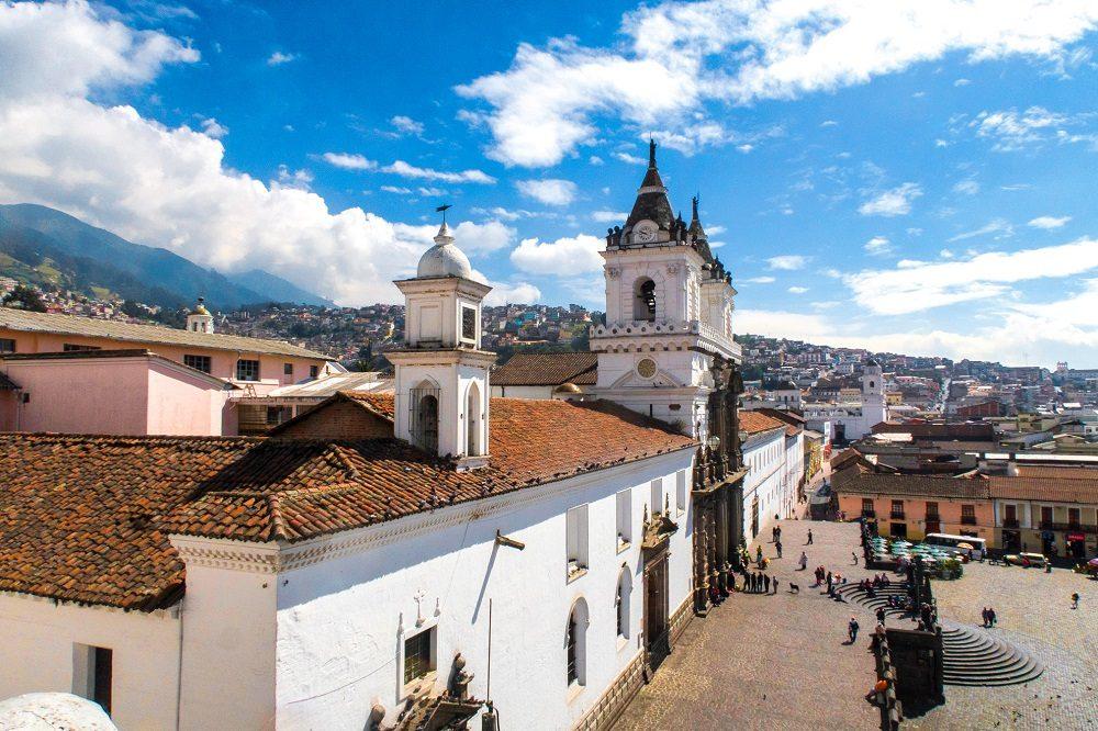 Quito individuele rondreis ecuador