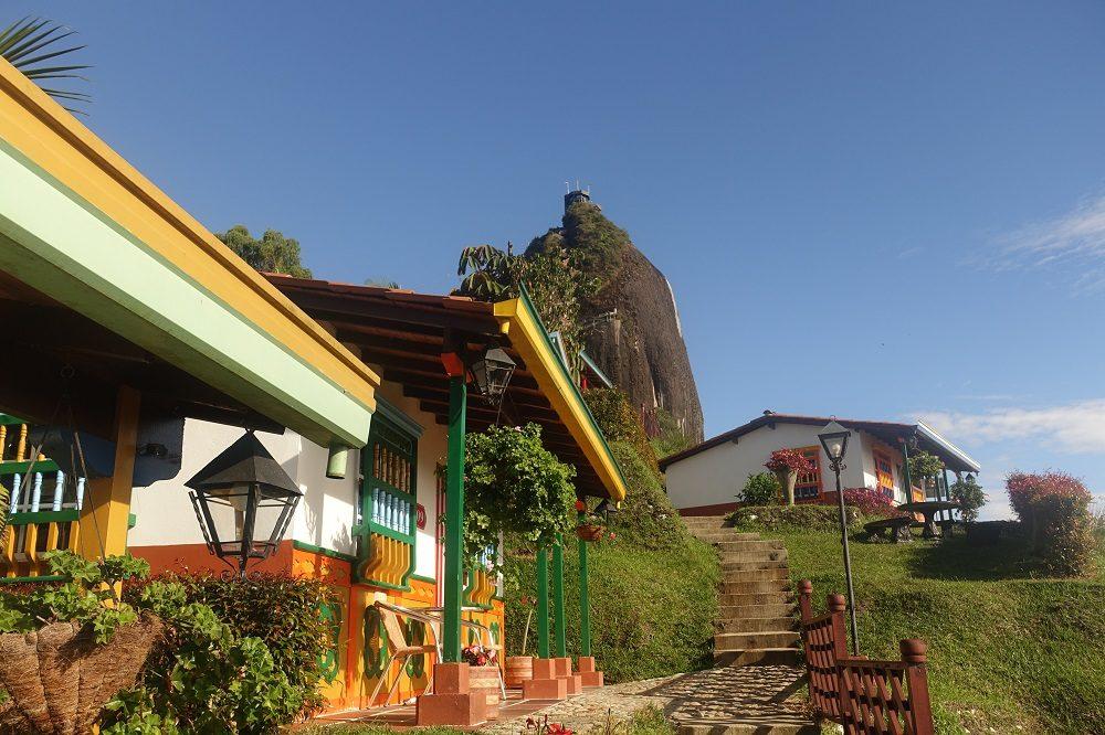 Reiservaring Colombia Guatape el Penol