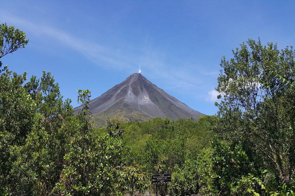 Rondreis Costa Rica Arenal vulkaan