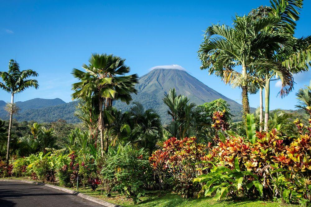 Rondreis Costa Rica langs de arenal vulkaan