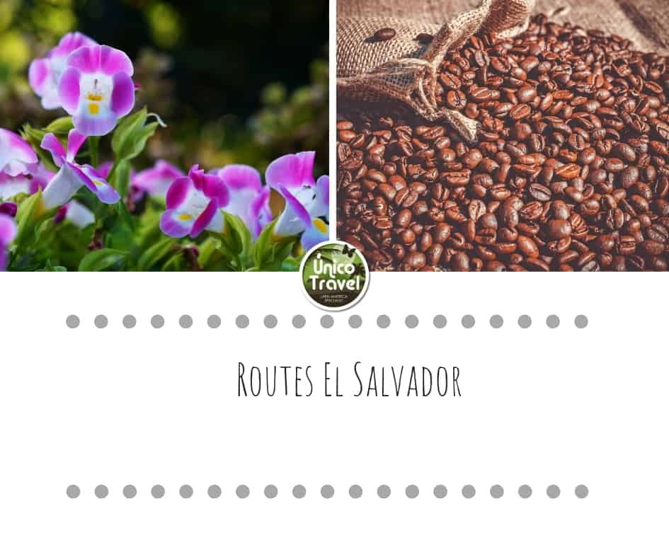 Routes el Salvador
