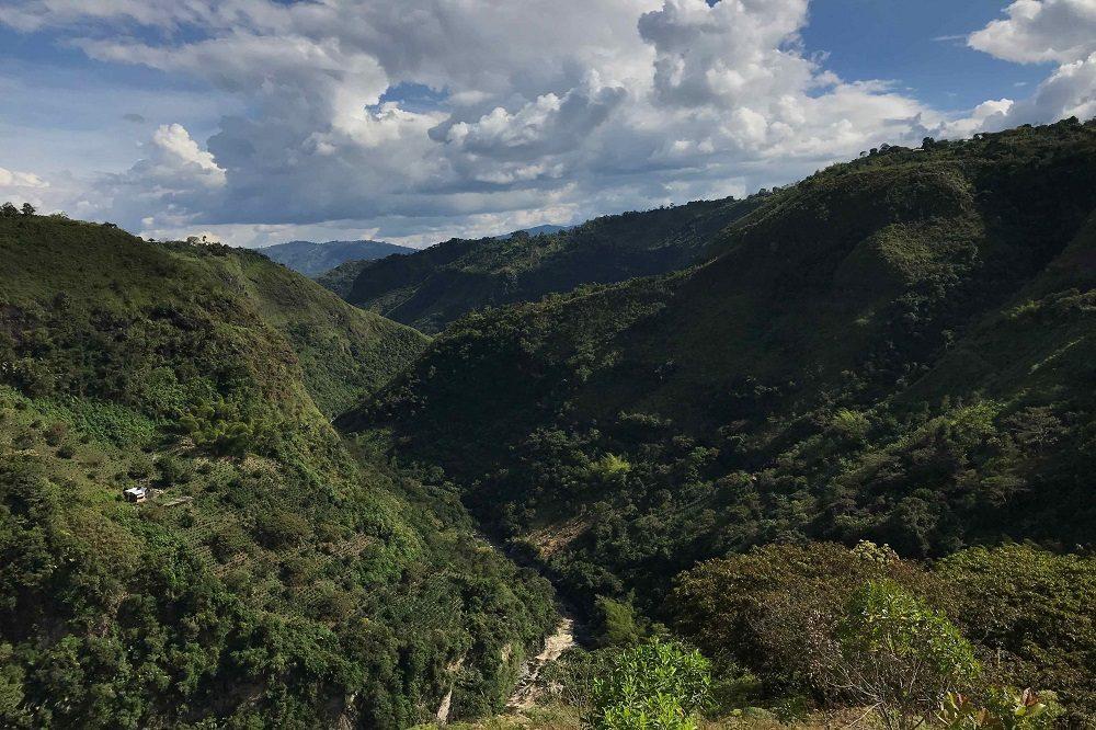 San Agustin natuur