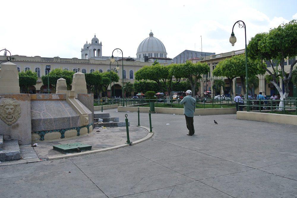 San Salvador plein el salvador