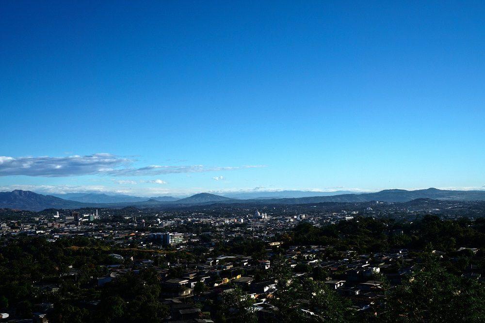 San Salvador stad
