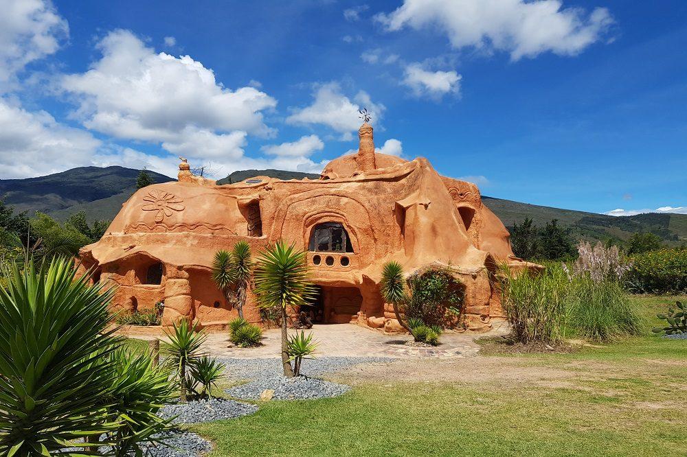 Reiservaring Colombia terracota huis