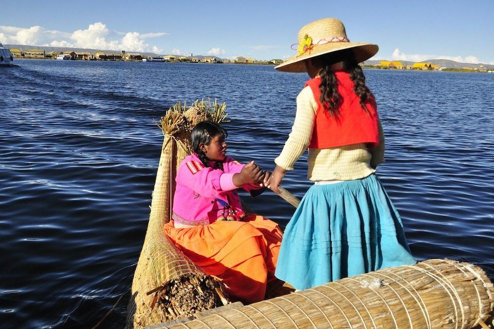 Titicacameer Hoogtepuntenreis Peru