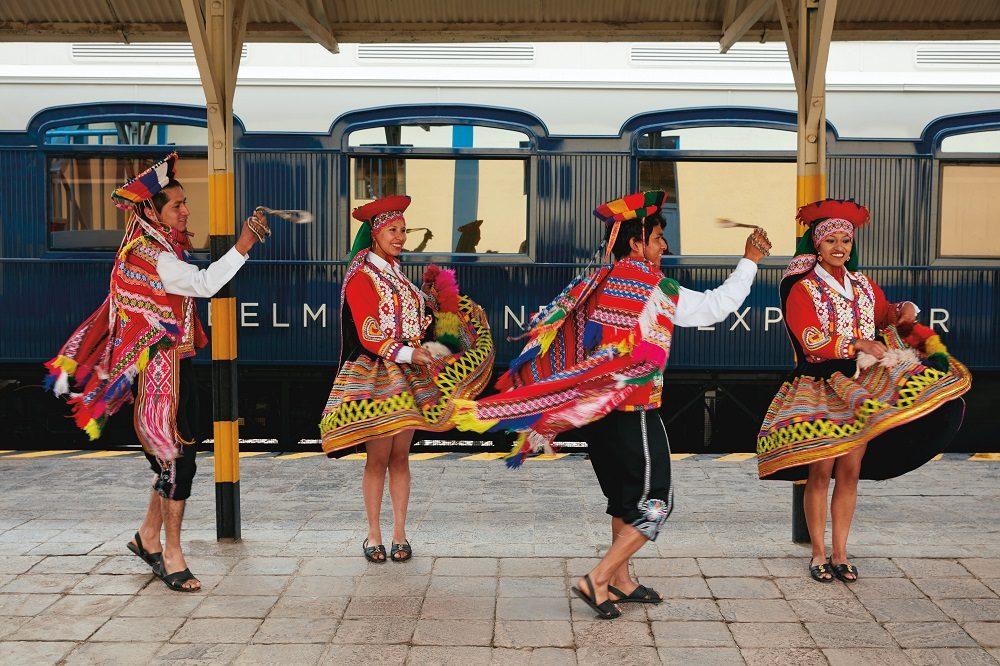 Trein Peru