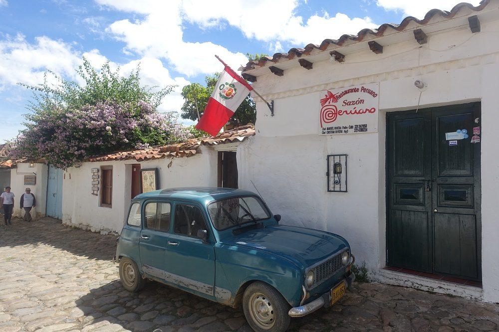Reiservaring Colombia Villa de Leyva