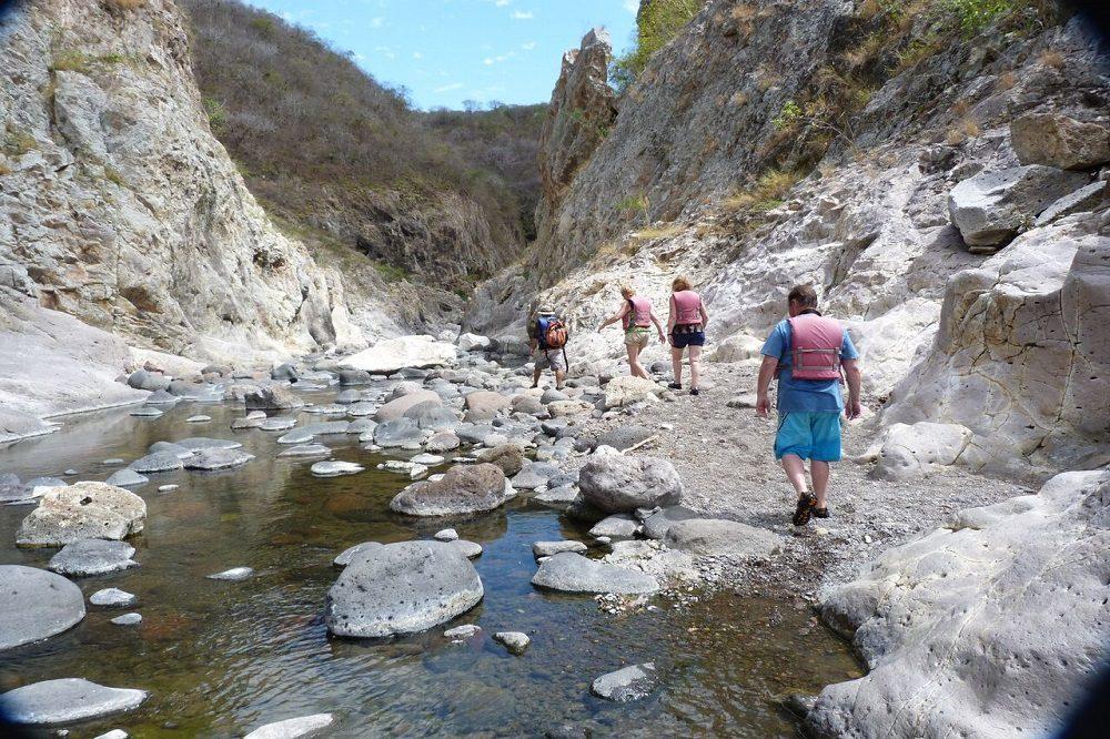 Wandelen bij Somoto