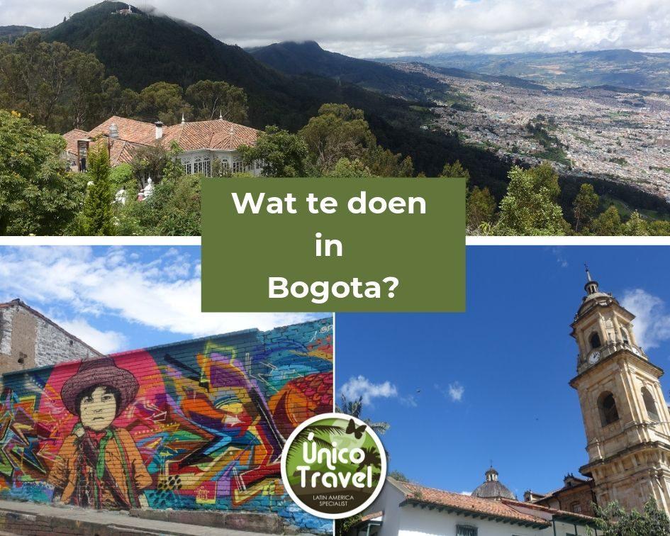 Wat te doen in Bogota