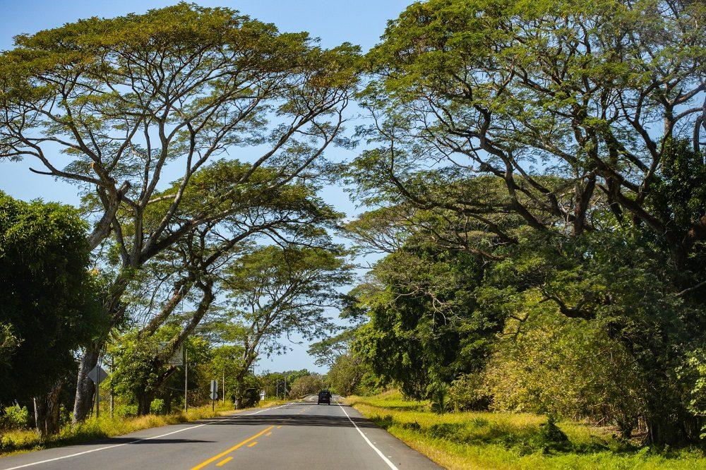 Wegen in Costa Rica