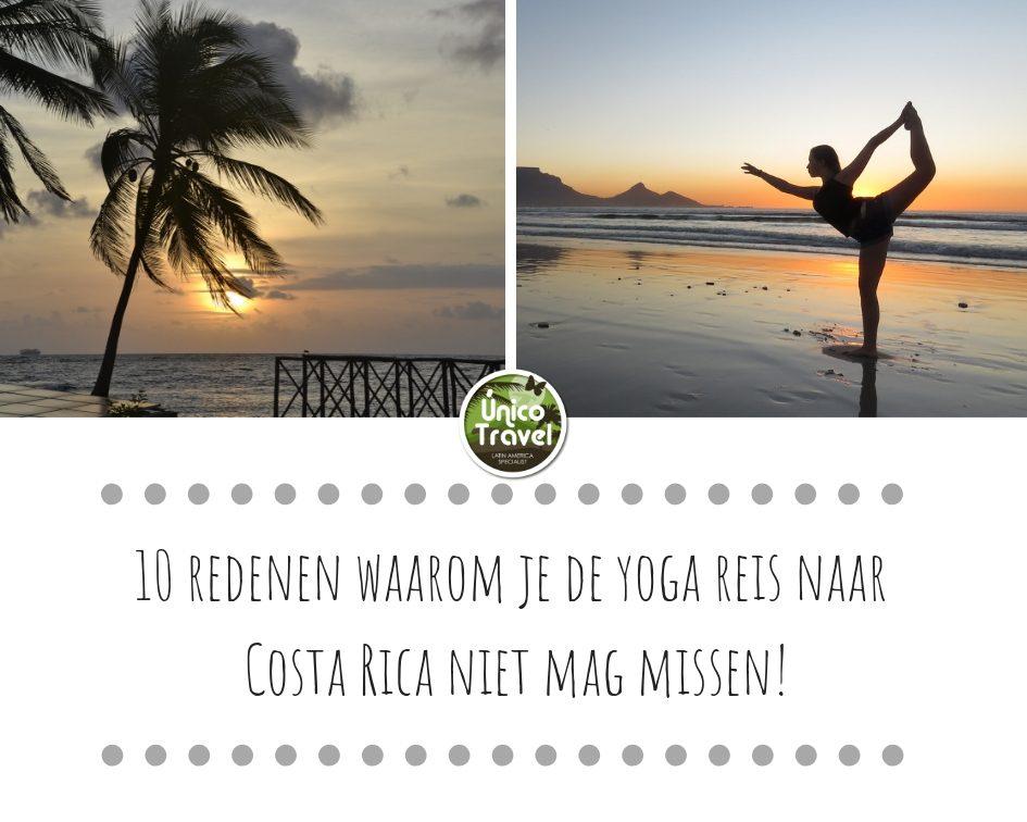 Yoga reis Costa Rica