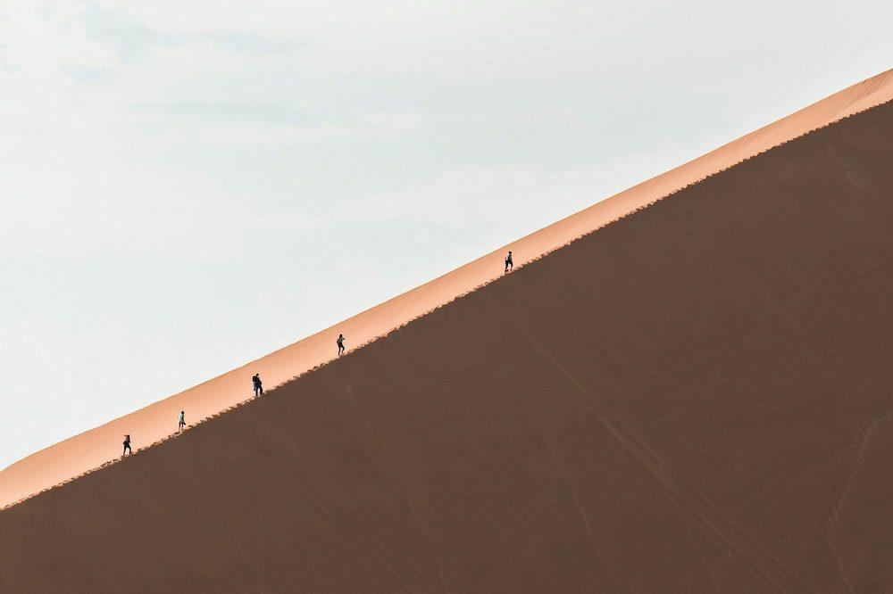 Zandduinen Huacachina hoogtepuntenreis peru