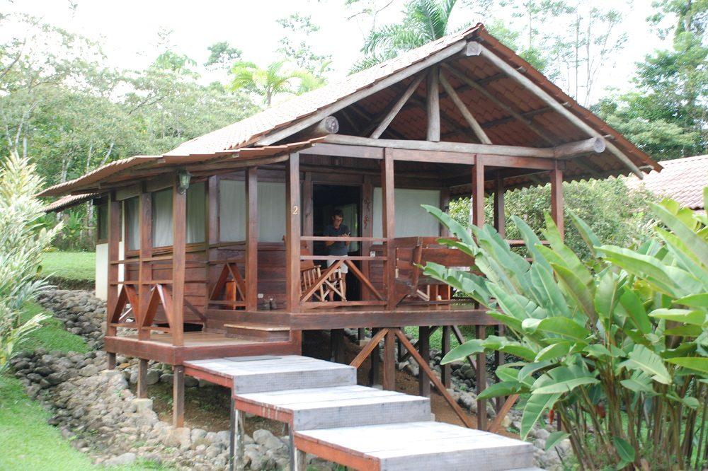 aguas claras bungalow