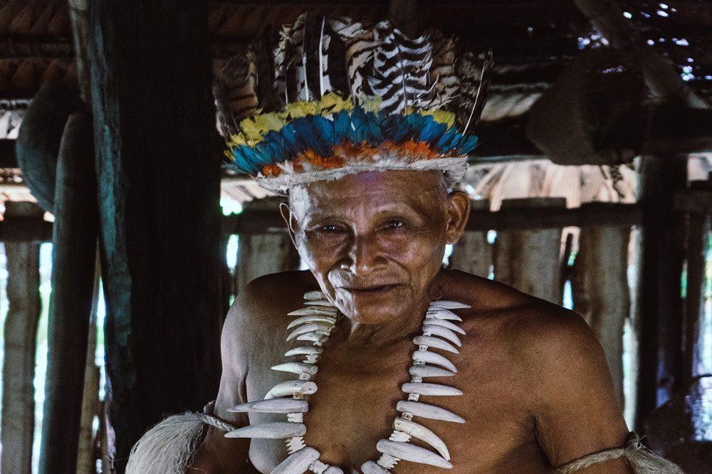 amazone inheemse stam