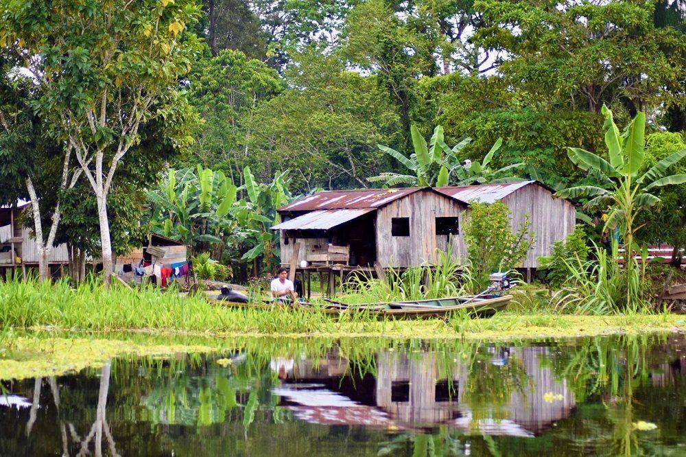 amazone rondreis colombia