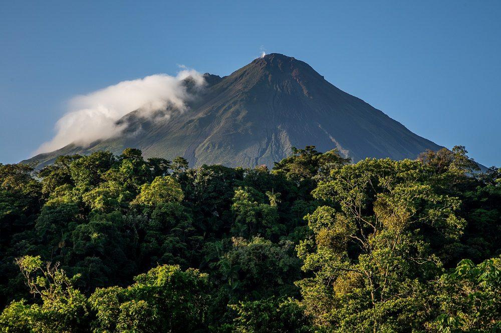 arenal vulkaan costa rica reizen