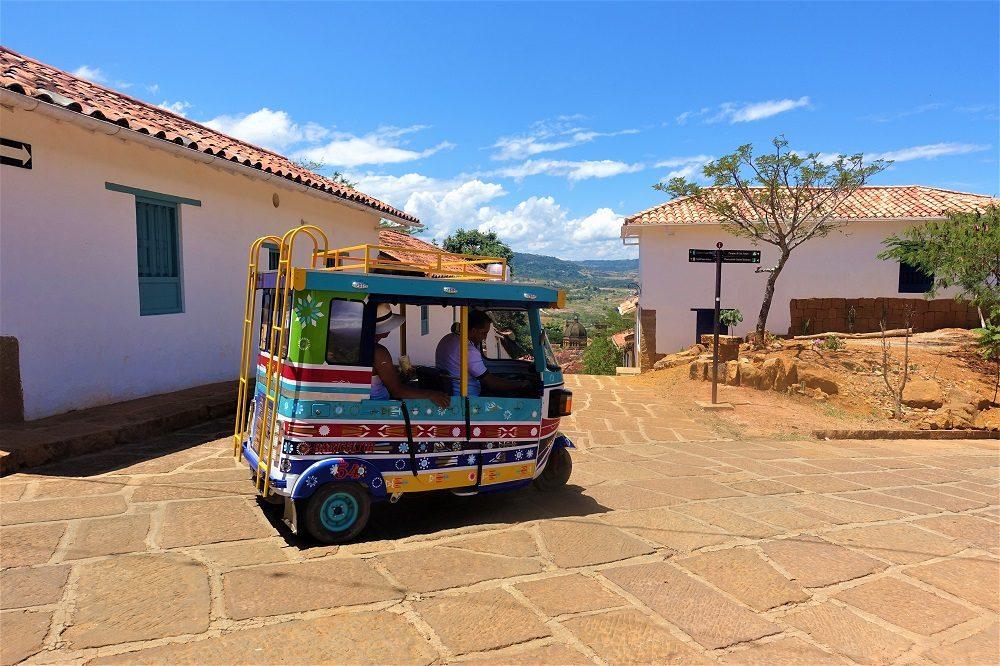 barichara tuktuk