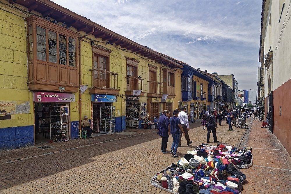 bogota markt