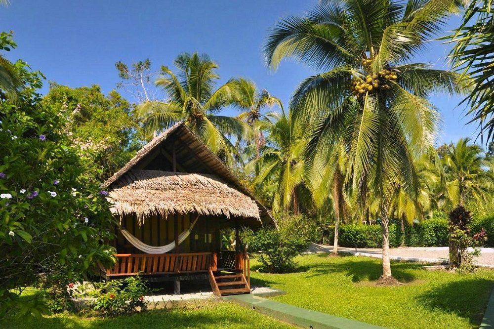 bungalow caribische kust