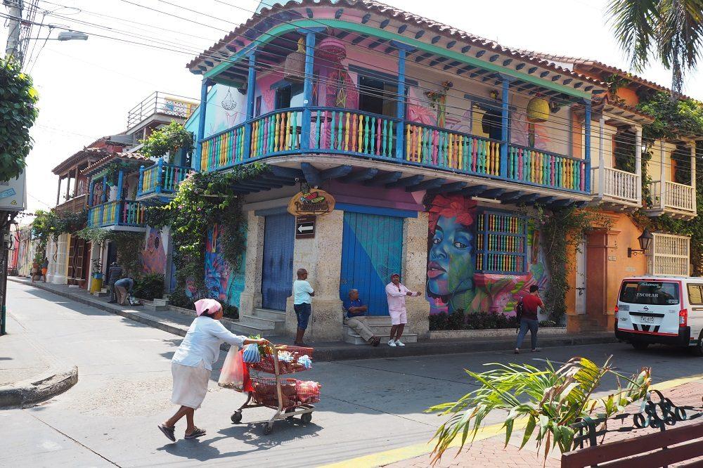 getsemani streetart cartagena colombia