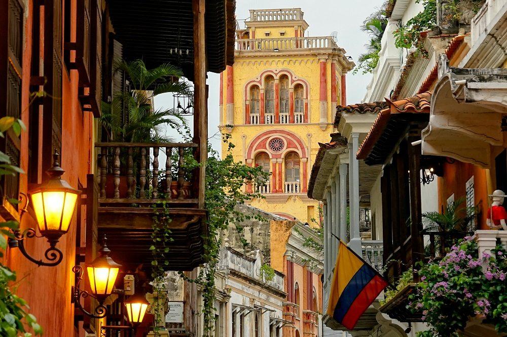 cartagena rondreis colombia