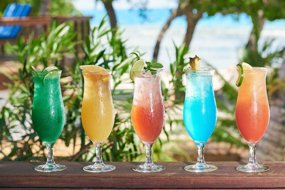 cocktails belize