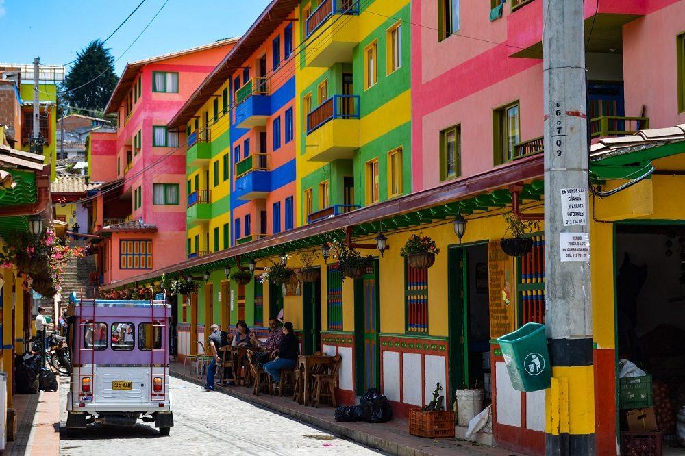 colombia hoogtepunten reis guatape