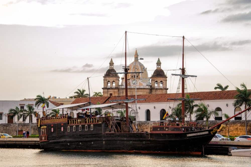 colombia reizen cartagena
