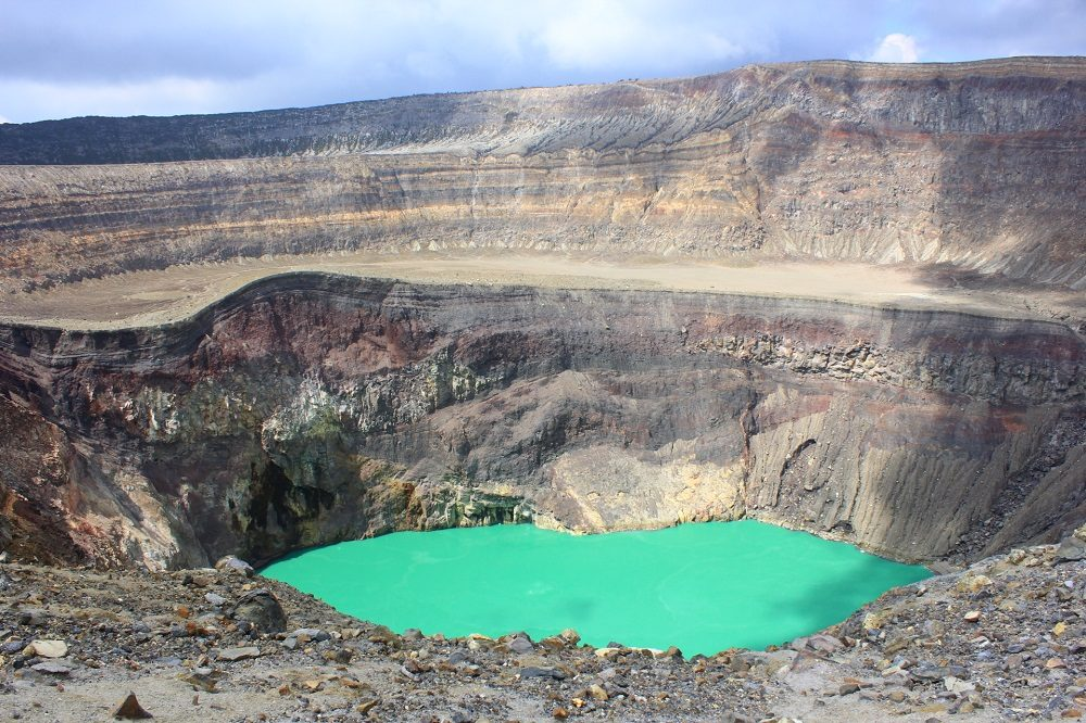 combinatiereizen latijns-amerika santa ana vulkaan