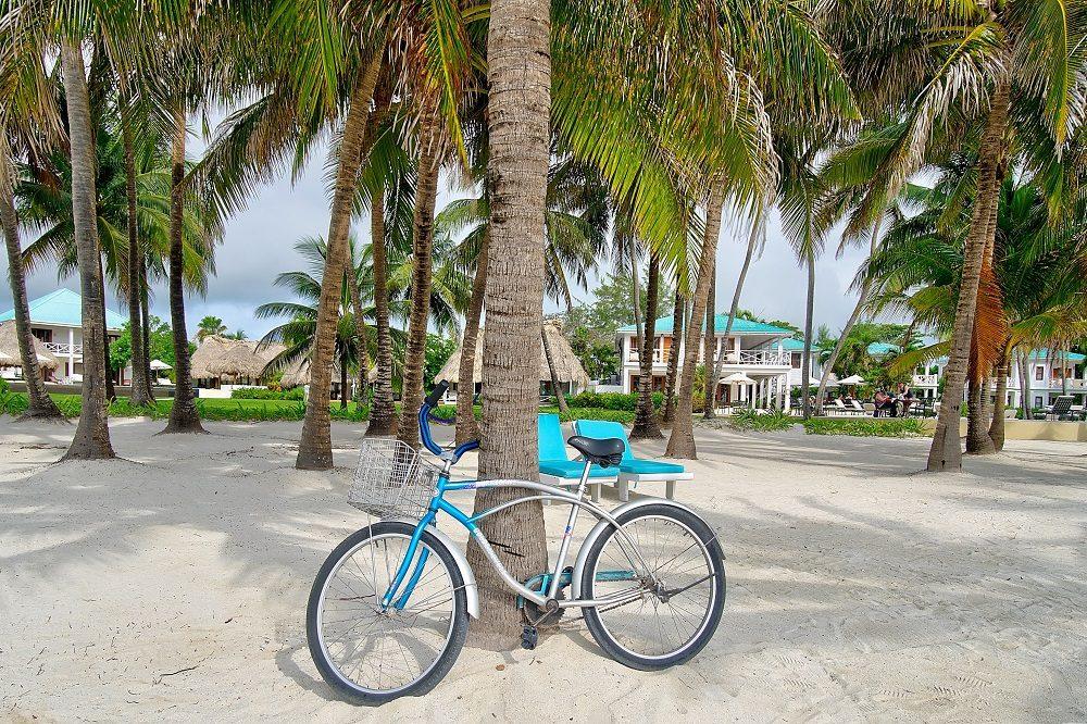 familiereis belize fiets