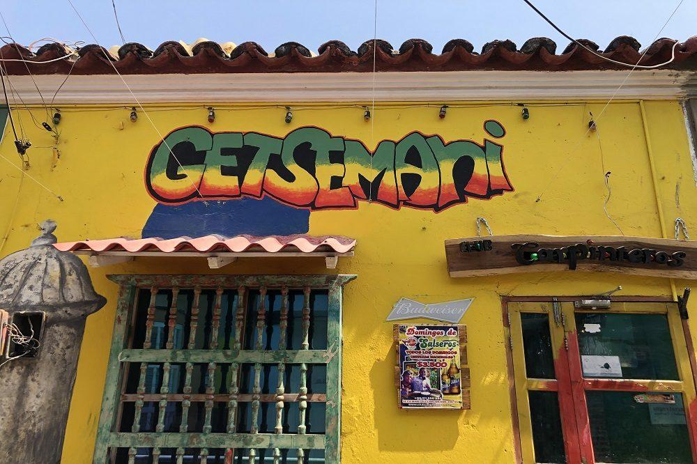 getsemani wijk cartagena