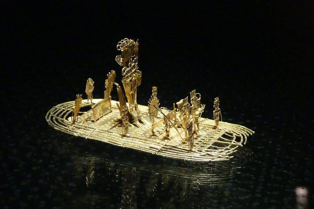 goudmuseum bogota