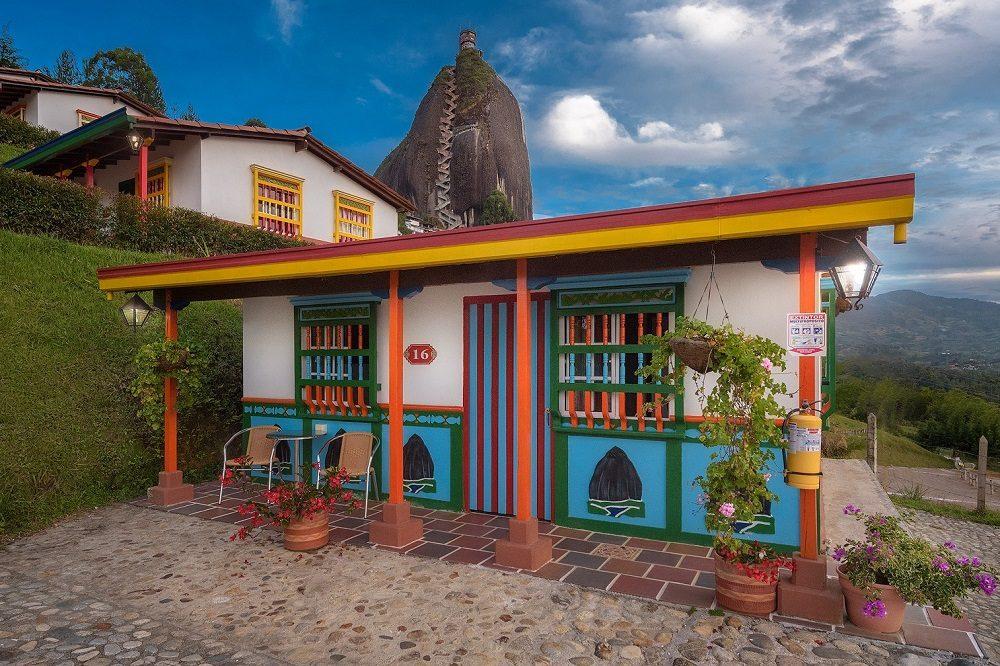 guatape huisje