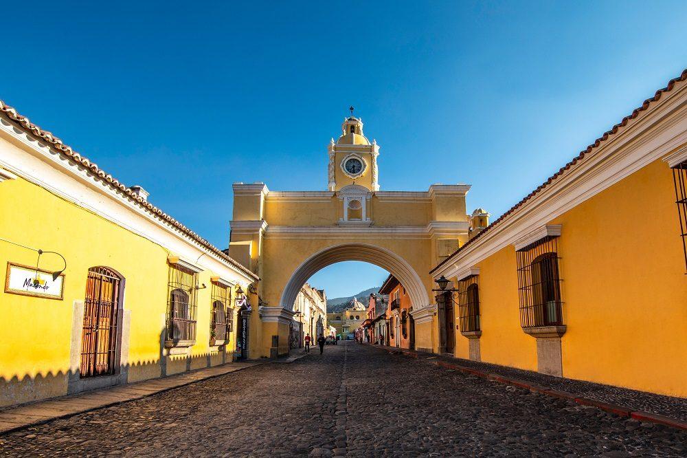 guatemala hoogtepunten reis