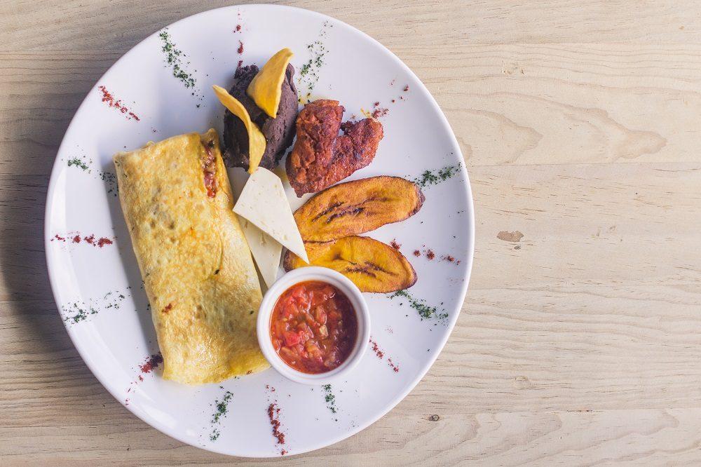 guatemala ontbijt
