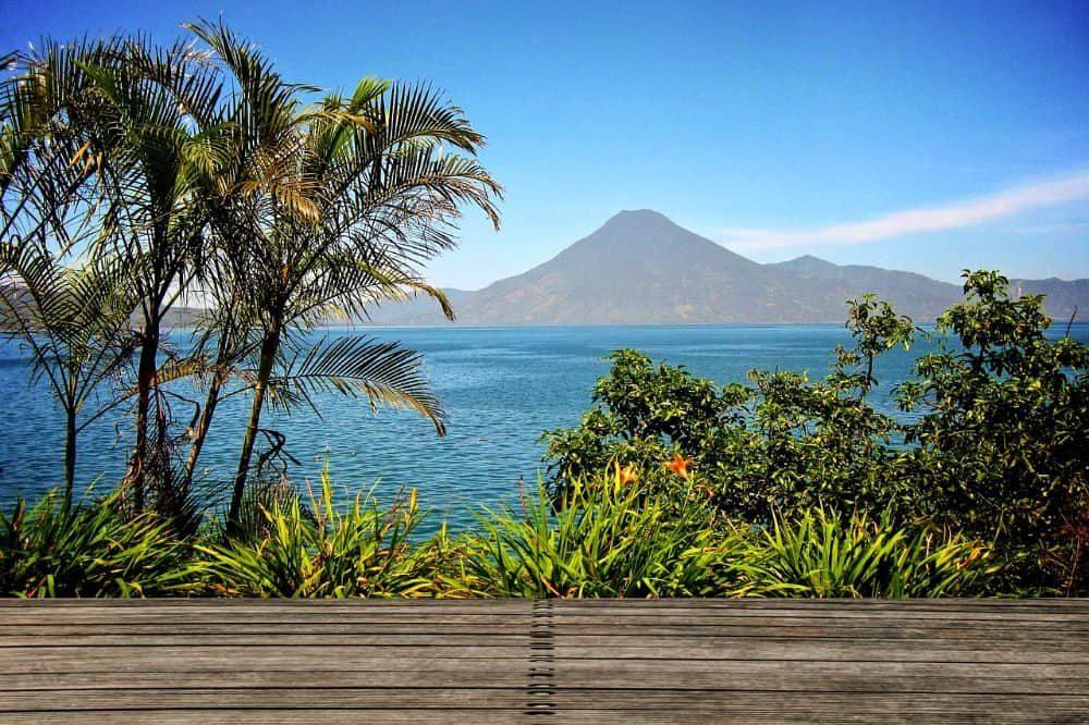 guatemala reizen atitlan lake