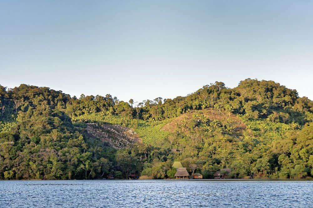 guatemala reizen rio dulce